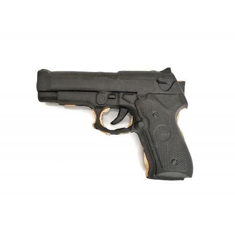 eden hevroni Black Porcelain Gun
