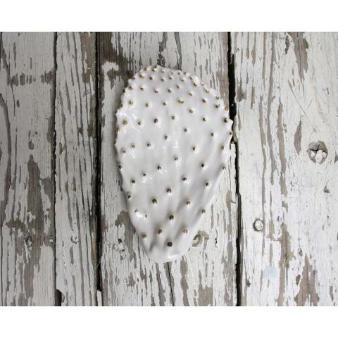 eden hevroni Ceramic cactus leaf