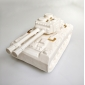 eden hevorni Ceramic Tank with Gold Target